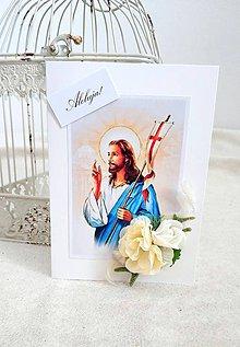 Papiernictvo - Pán Ježiš Kristus vstal z mŕtvych, aleluja! - 10607594_