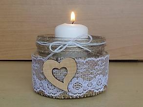 Svietidlá a sviečky - Svietnik - 10608127_