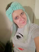Ozdoby do vlasov - Čelenka - 10610116_