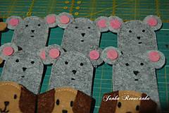 Hračky - myška - 10608534_