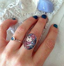 Prstene - S vtáčatkom si rozumie(m)_prstienok - 10613048_