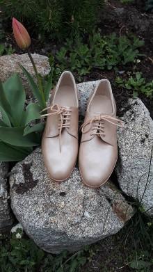 Obuv - Hand made dámské topánky vekosť 36-43 - 10613465_