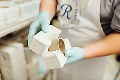 Nádoby - Picollo šáločky v darčekovej krabičke - 10610341_