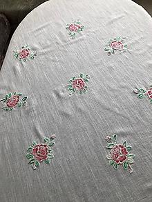 Úžitkový textil - Obrus - 10611165_