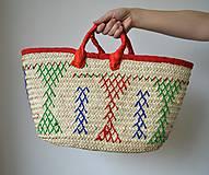 Kabelky - Letná plážová taška, Oriental Egyptian - 10613314_