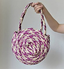 Kabelky - Letná plážová taška (Alex) - 10613023_