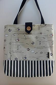 Nákupné tašky - Jedeme k moři 1. - 10612057_