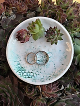 Prstene - kruhová podobrúčka - 10611439_
