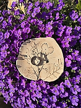 Prstene - podobrúčka s motýľom - 10611454_