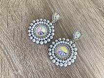 Náušnice - Svadobné náušnice Wedding Pearls - 10612359_