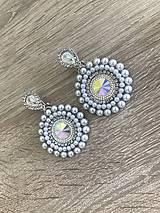 Náušnice - Svadobné náušnice Wedding Pearls - 10612360_