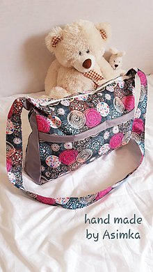 Detské tašky - Taška na kočiar - 10612067_