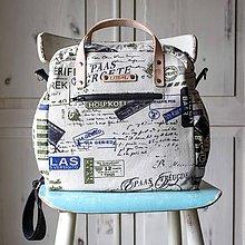 Veľké tašky - Lu.Si.L bag 3in1 No.24 - 10612179_