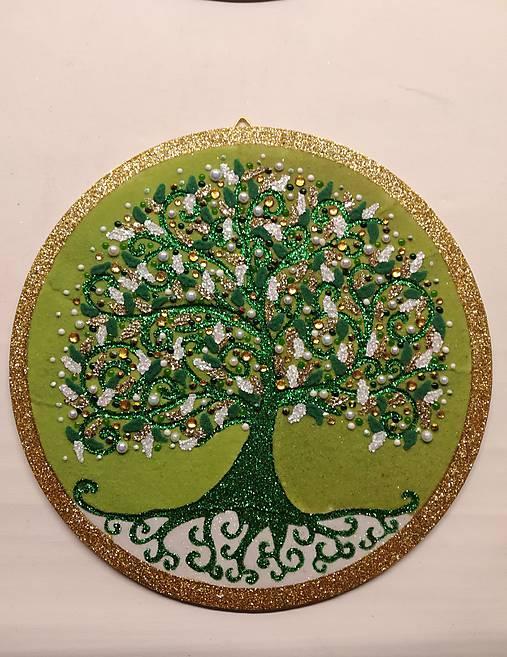 Strom života kruh 22cm