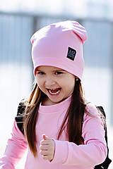 Detské čiapky - ČIAPKA SIMPLE - 10610675_