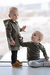 Detské oblečenie - ZIPPER MIKINA - 10611588_
