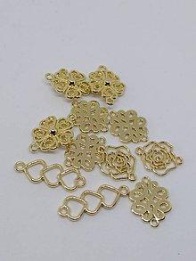 Komponenty - Kovové tvary, medzikusy - 10612871_