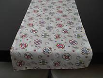 Úžitkový textil - Veľkonočná štóla - 10614518_
