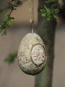 Dekorácie - Veľkonočné vajíčka - 10614668_