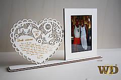 Dekorácie - Výročie svadby - 10614654_