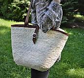 Kabelky - Letná plážová taška, Elegant bag - 10614544_