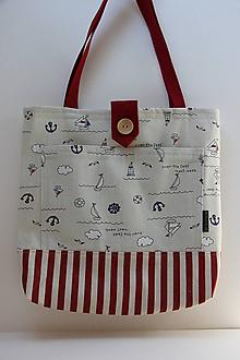 Nákupné tašky - Jedeme k moři 2. - 10615049_