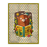 Prikrývka Bear (178x135 cm)