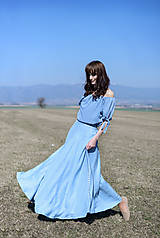 Sukne - sukňa Claire - 10614738_