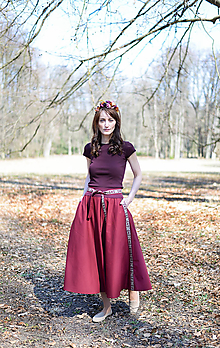 Sukne - sukňa Dorota - 10614688_