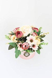 Dekorácie - Flowerbox - 10614184_