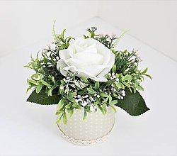 Dekorácie - Flowerbox - 10614217_
