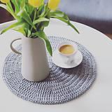 Úžitkový textil - Prestieranie na stol - 10614375_