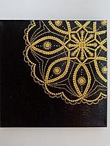 Obrazy - Mandala - Hojnosť - 10615062_