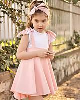 Detské oblečenie - Rastúca sukňa s trakmi Ella - 10615925_
