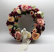 Dekorácie - Romantika - 10617931_