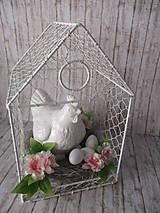 Dekorácie - Jarná dekorácia - 10617942_