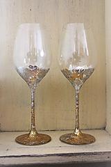 Nádoby - svadobné/slávnostné poháre - 10617966_