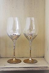 Nádoby - svadobné/slávnostné poháre - 10617974_