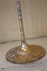 Nádoby - svadobné/slávnostné poháre - 10617978_