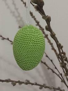 Dekorácie - Veľkonočné vajíčka - stredné - 10616037_