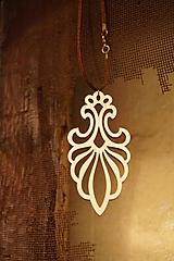 Náhrdelník - Ornament 2