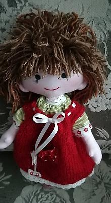 Bábiky - bábika Ela - 10617999_