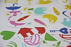 Hračky - Hra Priraďovanie farieb - 10617224_
