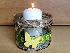 Svietidlá a sviečky - Svietnik - 10616876_