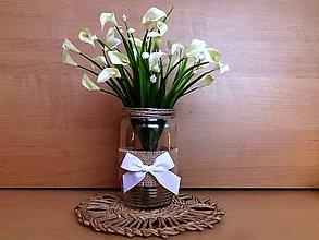 Dekorácie - Váza - 10616975_