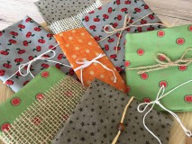 Úžitkový textil - Voskuľka - MELÓNIKY - 10617580_