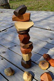 Dekorácie - Balančné kamene - 10618282_