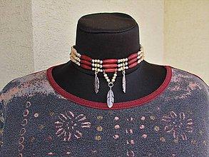 Iné šperky - Nákrčník XIII - 10617724_