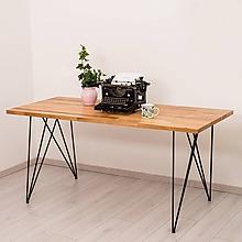 Nábytok - VANA stolová podnož ROXOR - 10621883_