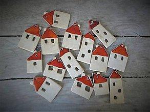 Dekorácie - domčeky - 10621496_